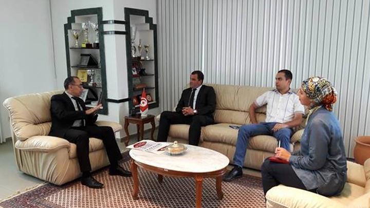 Un partenariat entre la SORETRAS et l'Autorité Nationale de Lutte Contre la Corruption